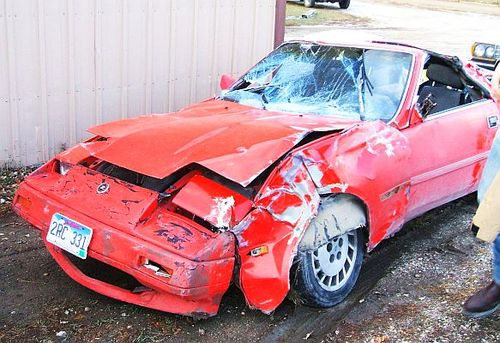 300ZX_wrecked front-driver-side