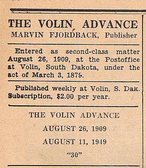 Masthead_30_VolinAdvance_Aug11_1949