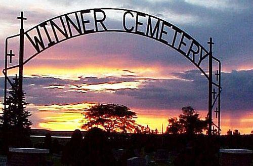 Winner Cemetary