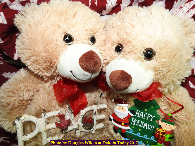 Christmas Bears Greeting 2017