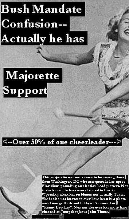 Majorettesupport